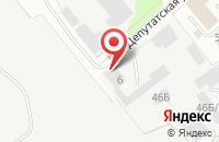 Схема проезда до компании Единые Коммунальные Системы Волгоградской Области в Костроме