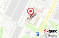Схема проезда до компании Росинтекс в Иваново