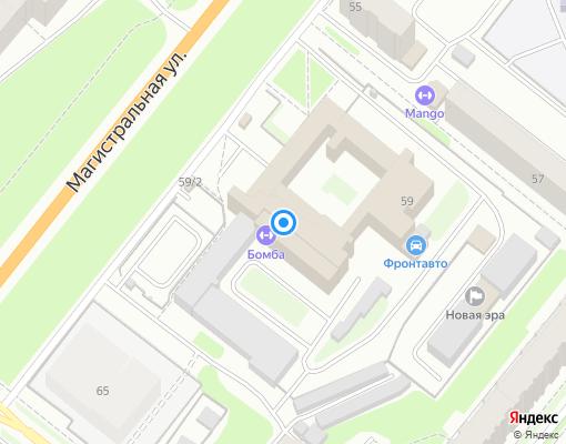Управляющая компания «Новая Эра» на карте Костромы