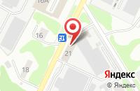 Схема проезда до компании Бизнес Технологии в Иваново