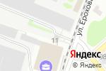 Схема проезда до компании Костромская ТЭЦ-1 в Костроме