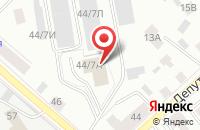 Схема проезда до компании Ваш Бренд в Костроме