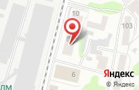 Схема проезда до компании М-Стайл Мебель в Костроме