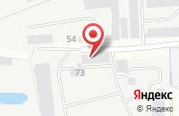 Схема проезда до компании MSG свет в Иваново