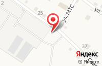 Схема проезда до компании Мечта в Новоалексеевской