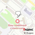 Магазин салютов Кострома- расположение пункта самовывоза