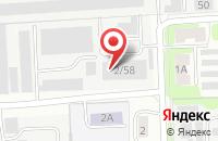 Схема проезда до компании ЭксТехника в Иваново