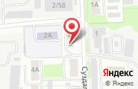 Схема проезда до компании Дальнобойщик в Иваново