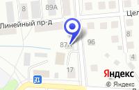 Схема проезда до компании ДИАМЕН в Костроме