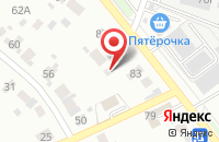 Схема проезда до компании Жар-Баня в Иваново