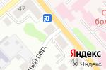 Схема проезда до компании Секонд-хенд в Костроме
