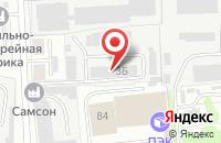 Схема проезда до компании Ивановский учебный центр в Иваново
