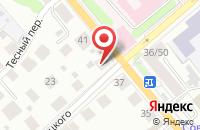 Схема проезда до компании OZON.ru в Иваново