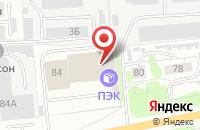 Схема проезда до компании Ивдетальсервис в Иваново
