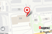 Схема проезда до компании Кабинетоф в Иваново