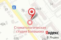 Схема проезда до компании Ситилаб-Иваново в Иваново