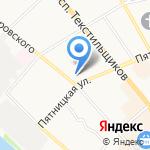 Neon на карте Костромы