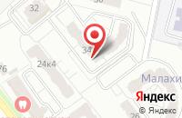 Схема проезда до компании Амедис в Иваново