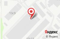 Схема проезда до компании Иваново Вторма в Иваново