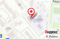 Схема проезда до компании Детский сад №11 в Иваново