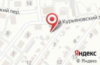 Схема проезда до компании Почтовое отделение №33 в Иваново