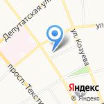 Аква-Хобби на карте Костромы