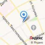 ВСК на карте Костромы