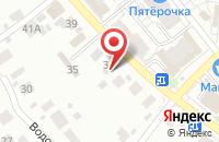 Схема проезда до компании Family в Иваново