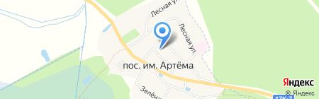FTA на карте Днепропетровска