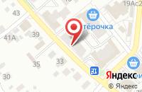 Схема проезда до компании Android Service в Иваново