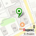 Местоположение компании Пустячок