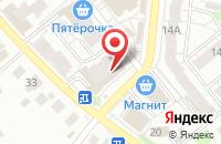 Схема проезда до компании Улыбка радуги в Иваново