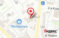 Схема проезда до компании Мангал №1 в Иваново