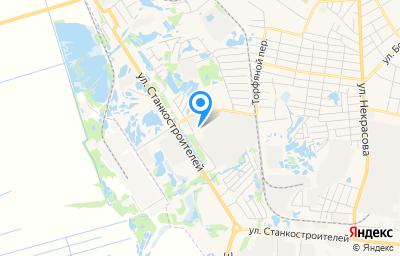 Местоположение на карте пункта техосмотра по адресу г Иваново, ул 13-я Березниковская, д 1А, пом 7
