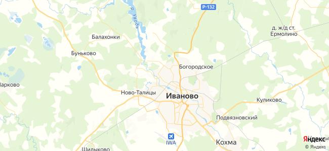 29 маршрутка в Иваново