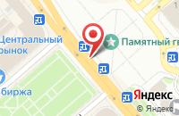 Схема проезда до компании Ювелир Торг в Костроме