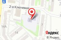 Схема проезда до компании Детский сад №25 в Иваново