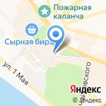 Косметика на карте Костромы