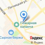 Прокуратура Костромской области на карте Костромы