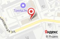 Схема проезда до компании Торгово-производственная компания в Иваново