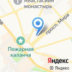 Магазин сумок на карте Костромы