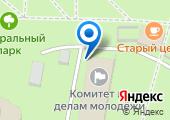 Комитет по делам молодёжи Костромской области на карте