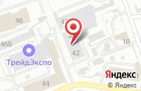 Схема проезда до компании Веста в Иваново
