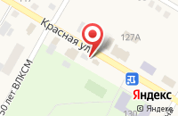 Схема проезда до компании Апрель в Новоалексеевской
