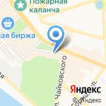 Мистер васаби на карте Костромы