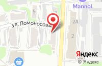 Схема проезда до компании Весь инструмент в Иваново