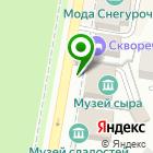 Местоположение компании Центр экологии Верхневолжья