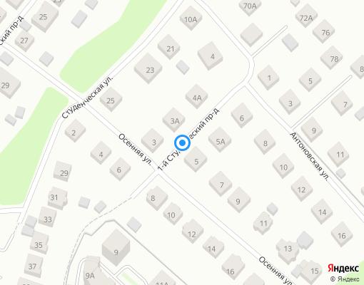 Товарищество собственников жилья «ТСЖ-15» на карте Костромы