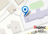 Избирательный участок №209 на карте