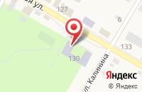 Схема проезда до компании Средняя общеобразовательная школа №6 в Новоалексеевской